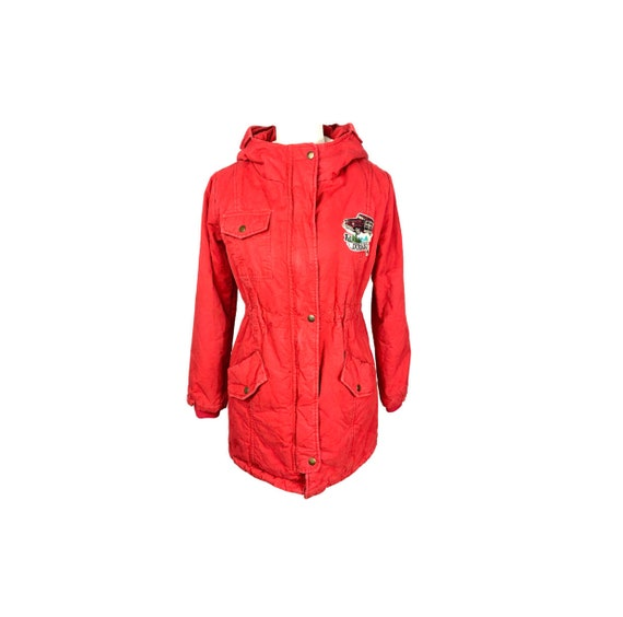 Vintage Clothing, Parka, Winter Jacket, Mid-Length