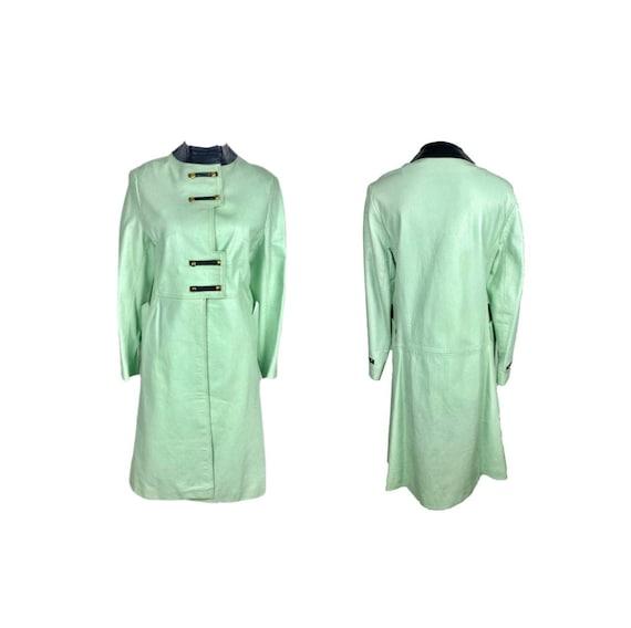 30's Clothing, Leather Coat | Vintage Clothing Dus