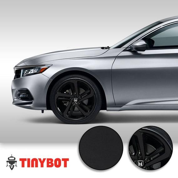 2016 2017 2018 2019 Honda Civic Sport Wheel Chrome Delete Blackout Single Sheet