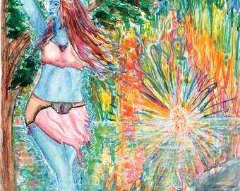 "Art Prints ""Intentional Balance"" Painters Art Painting Crystal Art Artwork Art Work Art Pictures Contemporary Art Watercolour Artist"