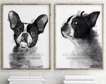 French Bulldog Print, French Bulldog Gift, Frenchie Gift, French Bulldog Art, French Bulldog Gifts, Frenchie Decor, Frenchie Lover Gift