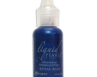 Fathers Day Sale Event: Ranger Liquid Pearls - Royal Blue 0.5 oz