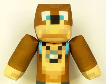 cb0a93adc5bc L for Lee x Minecraft L for Leeeeee x Plush Toy