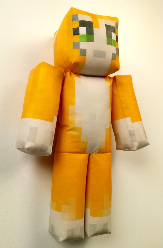 Stampylongnose minecraft stampy cat plush toy thecheapjerseys Images