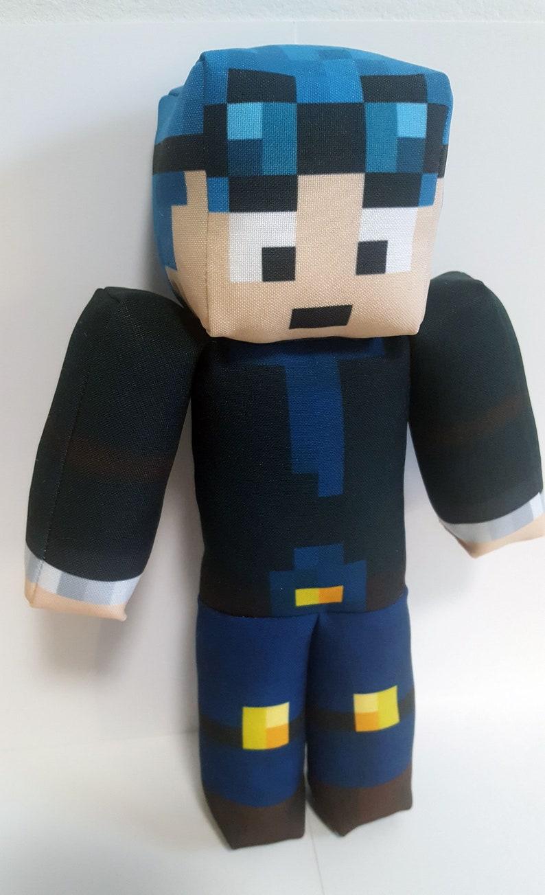 d33069661425 TheDiamondMinecart Minecraft DanTDM Plush Toy