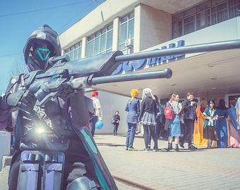 Check Out These Handmade Overwatch Cosplay Costumes