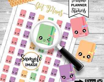 Planner Stickers, Agenda Stickers, Printable Stickers, Journal Stickers, Planner Printables, Stickers For Planners, Planning Decor