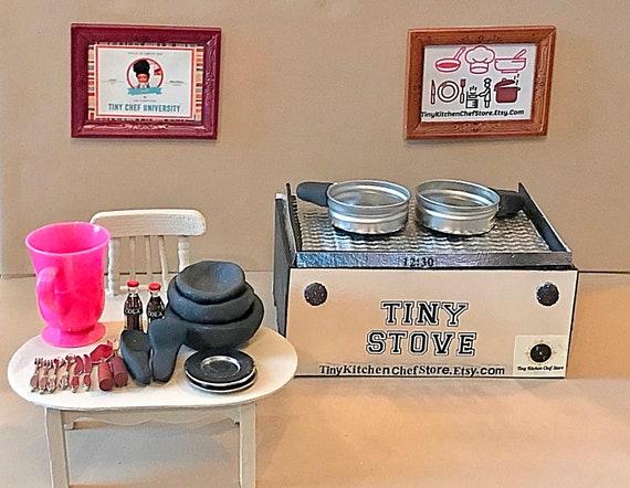 Complete Tiny Kitchen Set Etsy