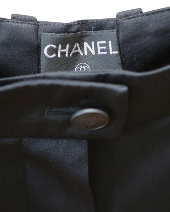 Chanel silk trousers - image 3