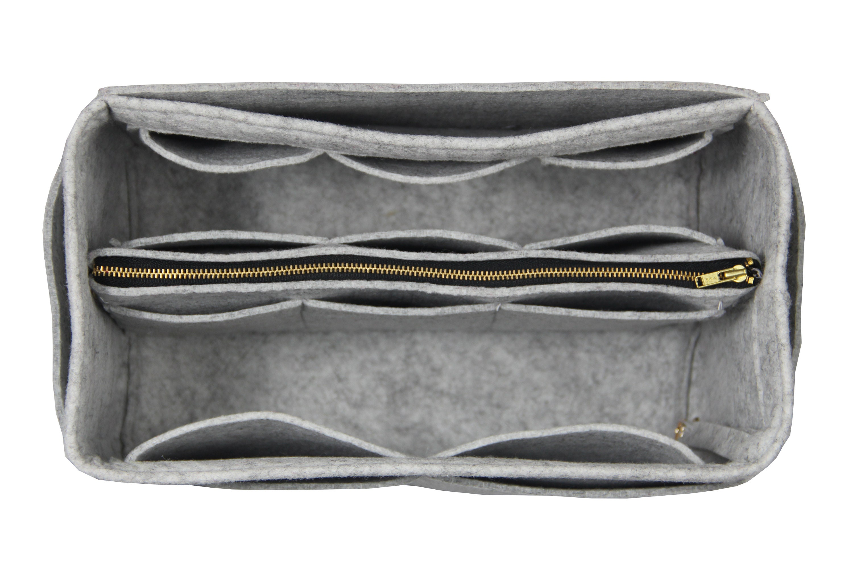 4e47d0b47a Customizable Long. champ Organizer (3mm Felt, Detachable Pouch w ...