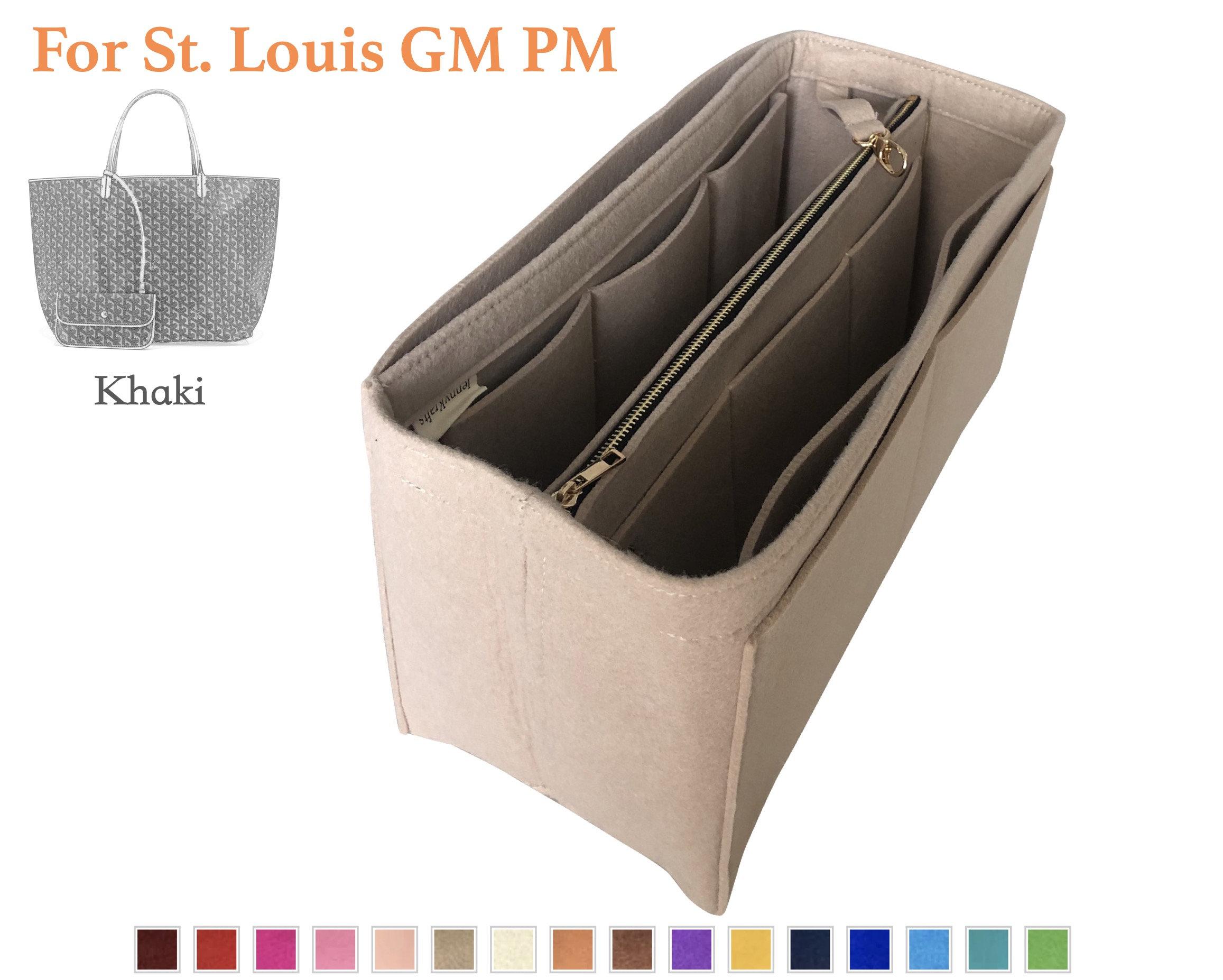 700750db57 Customizable Organizer (w/ Detachable Zipper Bag), Tote Felt Purse ...