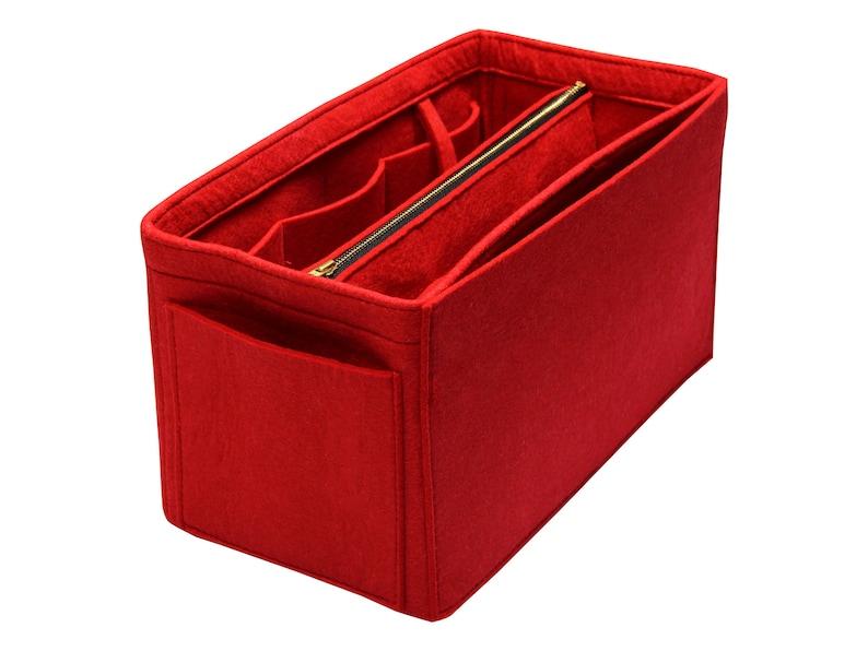 Customizable Organizer 3mm Felt Detachable Pouch w/ Metal image 0