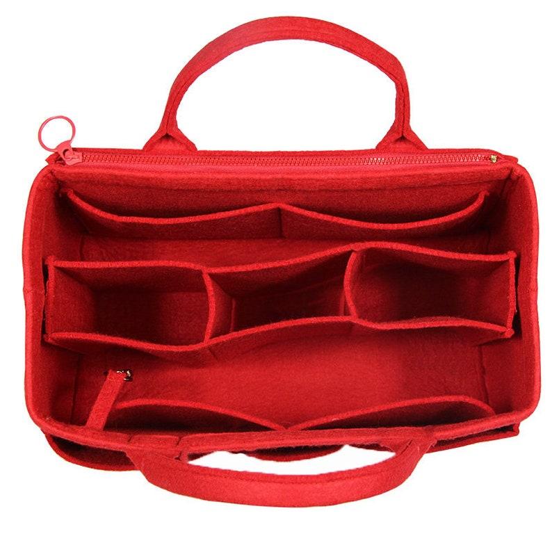 Customizable Bag Organizer w/ Handles & Detachable image 0