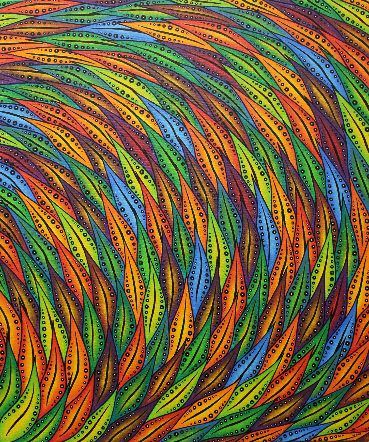 Moderne schilderkunst volledige etsy for Moderne schilderkunst