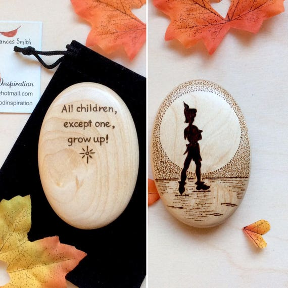 Peter Pan Birthday Gift For Him Dad Brother Boyfriend Son Etsy