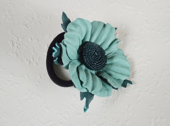 Turquoise Flower Birthday Gift For Her
