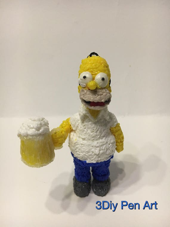 The Simpsons 30th Anniversary Special Homer Simpson