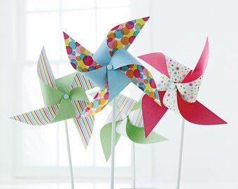 Martha Stewart Modern Festive Pinwheel Kits
