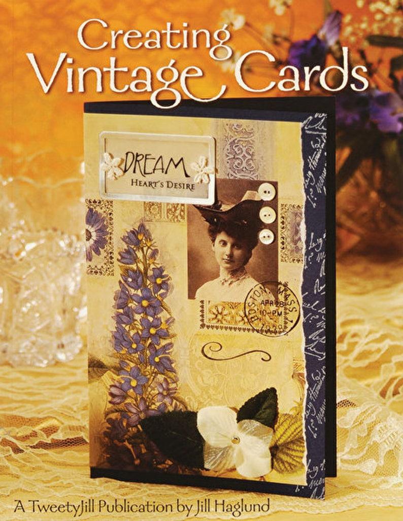 Creating Vintage Cards