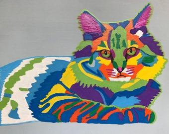 Serene Kitty