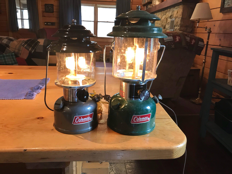 Of lanterns value old coleman Vintage Coleman