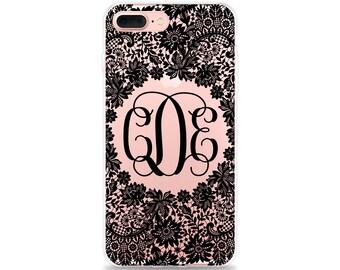 iPhone 8 Case MONOGRAM, iPhone 8 Plus Case, iPhone X Case, iPhone 7 Case iPhone 6s Case iPhone 7 Plus Case iPhone 6s Plus Case iPhone 6 Case