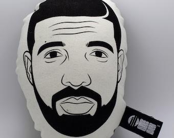 DRAKE-ILLOW-Hip Hop Throw pillow