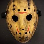 JASON part 8 Dirty Custom 13X Studios Hockey Mask