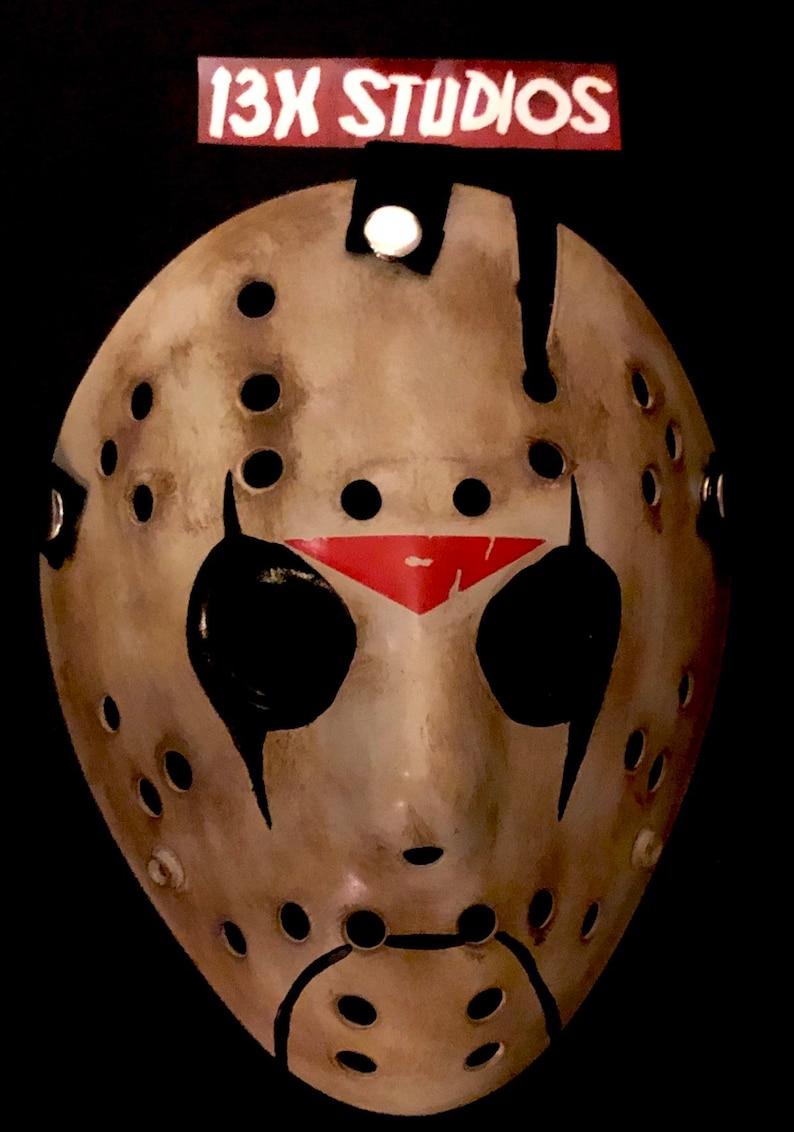 Jason Alice Cooper Friday the 13th Mash up Custom 13X studios image 0