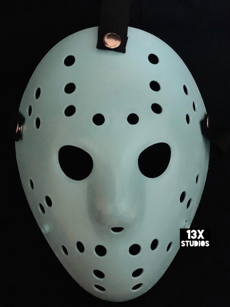 Jason Nintendo 8Bit custom 13x studios Hockey Mask Friday the image 0