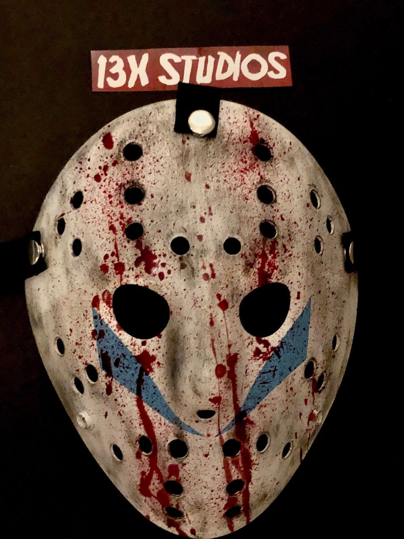 Friday the 13th part 5 Bloody ROY Custom 13X Studios Hockey image 0