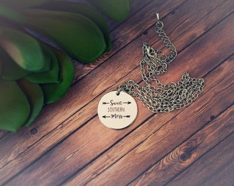Sweet Southern Mess Necklace
