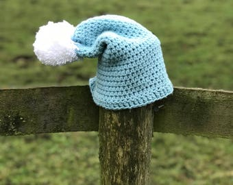 Baby Blue Adult Beanie