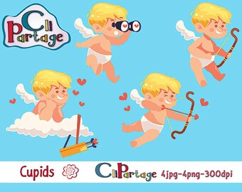Blonder Engel Clipart Download Instant Jpg Und Png Hohe Etsy