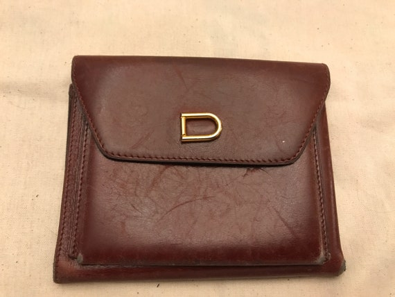 Delvaux Men's Wallet Vintage