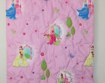 Walt Disney Princess Quilt