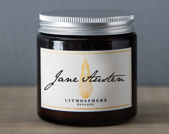 Jane Austen - Candle (120g)
