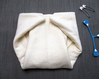 """28""""x28"""" Flat Diapers, NO FASTENERS INCLUDED, Hemp Bamboo Jersey, Pre-Shrunk, No spandex, T-shirt type Stretch, Square or Round Corners"""