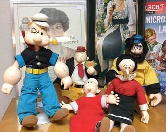 Popeye set