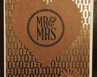 Wedding cards, handmade, big day