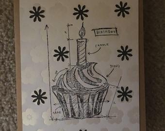 Happy birthday,happy birthday card  handmade,