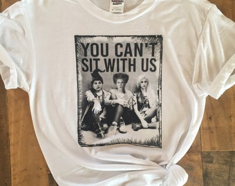 983372f8 sanderson sisters shirt, hocus pocus shirt, black and white, halloween shirt,  witches shirt, hocus pocus tee