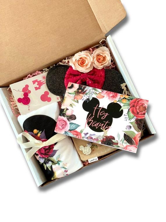 Disney Gift Birthday Gift Box Gift For Her Disney Lover Gift Gift For Her Going To Disney Gift Friend Gift Bridal Gift Lover Gift