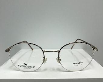 e2cb64654b Timeless Chesterfield Tortoise Half rimmed Glasses Unisex Frames Mens  Eyewear Womans Eyewear Vintage eyeglasses Retro eyeglasses