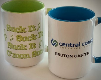Psych Mug | Coffee Cocoa Tea | Psych TV Show | Psych Gift | Novelty Mug | Funny Mug | Psych Quotes