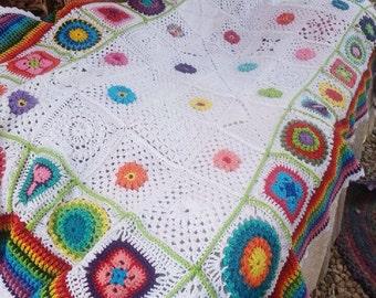 Healing Chakra blanket