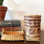 Miniature Mississippi Choctaw Hand Made Baskets
