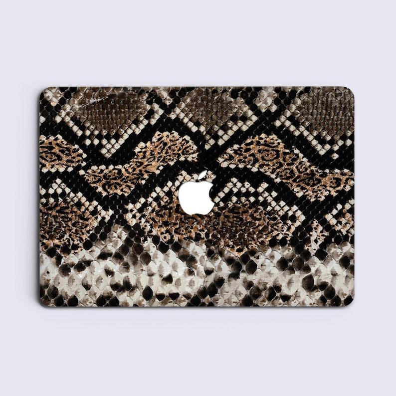 Snake Skin Print Macbook Pro 16 Inch  Case Macbook 13 Air  Case Macbook Pro 13 New  Case Mac 15 Pro  Case Macbook 12  Case Mac 11 Air CC2023