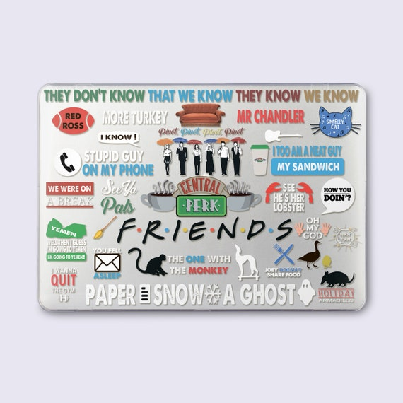 The Office TV Show Painting Hard Case Cover For Macbook Air 11 13 Pro 13 15 2018