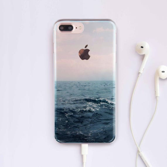 image 0 Ocean iPhone 7 Case 6 6S Galaxy Cover | Etsy